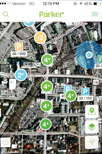 """Smart"""" parking solutions are helping downtowns grow"""